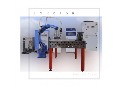 Medium power laser cladding system